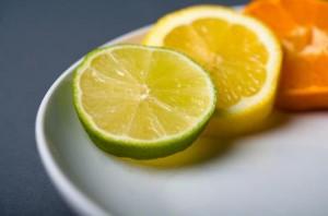 limao e laranja