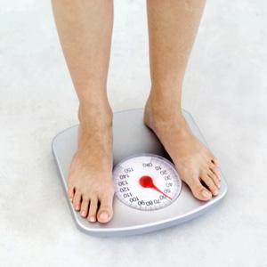 pesando na balança