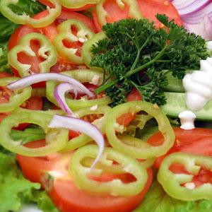 Saladas para cuidar da saúde