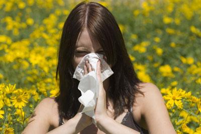 Tipos de transtornos alérgicos