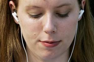 problema audição