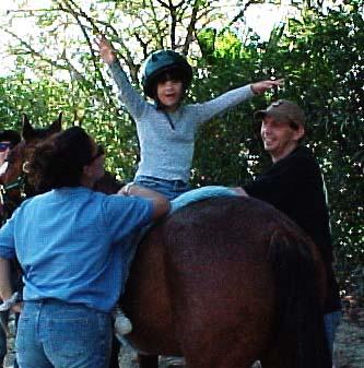 Terapias com cavalos