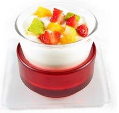 Iogurte: O iogurte é bom para o estômago