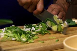 Cozinhar os alimentos de maneira saudável