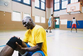 Prevenir as lesões esportivas