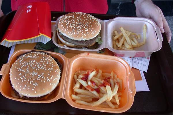 Proteínas, carboidratos e gorduras