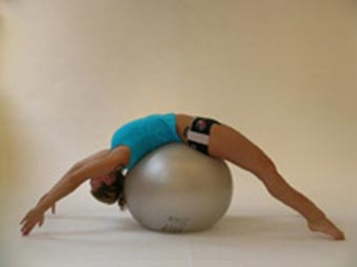 Pilates para estar em forma
