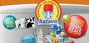 COMO FUNCIONA A PROMOÇÃO GELADEIRA PREMIADA BATAVO
