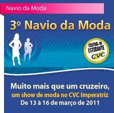 NAVIO DA MODA CVC