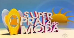 MODA PRAIA PROGRAMA DO GUGU