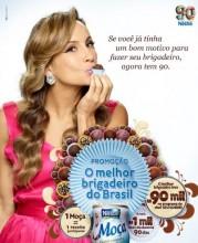 PROMOÇÃO O MELHOR BRIGADEIRO DO BRASIL