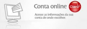 CLARO CONTA ONLINE