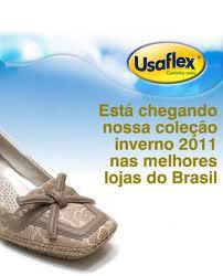 CALÇADOS USAFLEX 2011