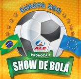 PROMOÇÃO SHOW DE BOLA ALE, WWW.SHOWDEBOLAALE.COM.BR