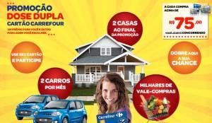 WWW.CARREFOURSOLUCOES.COM.BR/PROMOCAO, PROMOÇÃO DOSE DUPLA CARREFOUR