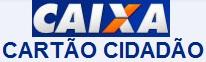 CARTÃO CIDADÃO CAIXA, FGTS