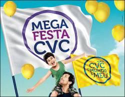MEGA FESTA CVC DE OFERTAS