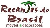LOJA RECANTOS DO BRASIL MÓVEIS, WWW.RECANTOSDOBRASIL.COM.BR