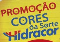 PROMOÇÃO HIDRACOR CORES DA SORTE