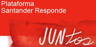 SANTANDER RESPONDE, WWW.SANTANDER.COM.BR/RESPONDE