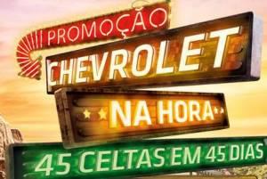 PROMOÇÃO CHEVROLET NA HORA, WWW.CHEVROLETNAHORA.COM.BR