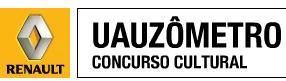 UAUZÔMETRO CONCURSO CULTURAL, WWW.UAUZOMETRO.COM.BR
