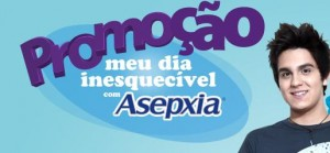 WWW.MEUDIAASEPXIA.COM.BR, PROMOÇÃO MEU DIA INESQUECÍVEL COM ASEPXIA