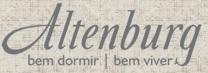 ALTENBURG, ENXOVAIS, EDREDOM, WWW.ALTENBURG.COM.BR