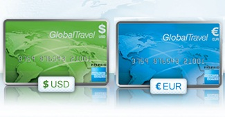 CARTÃO AMERICAN EXPRESS GLOBAL TRAVEL CARD