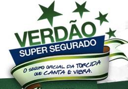 VERDÃO SUPER SEGURADO, WWW.VERDAOSUPERSEGURADO.COM.BR