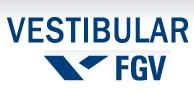 VESTIBULAR FVG, WWW.FGV.BR/VESTIBULAR