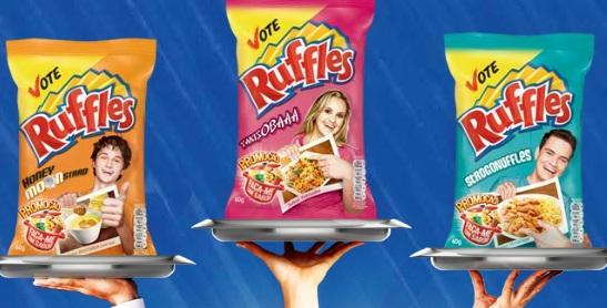 Ganhadores novo sabor ruffles, votar promoção