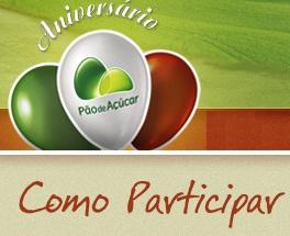WWW.FELIZDAVIDANATOSCANA.COM.BR, PROMOÇÃO PÃO DE AÇÚCAR 2011