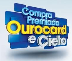 WWW.COMPRAPREMIADAOUROCARD.COM.BR, COMPRA PREMIADA OUROCARD CIELO