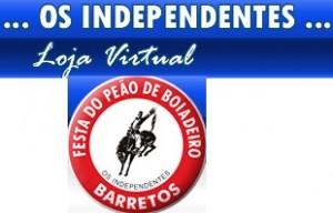 LOJA VIRTUAL OS INDEPENDENTES BARRETOS