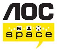 REDE SOCIAL AOC, WWW.AOCSPACE.COM.BR