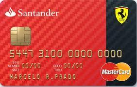 WWW.SANTANDER.COM.BR/CARTAOFERRARI, PROMOÇÃO CARTÃO FERRARI