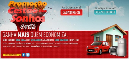 WWW.CESTAODOSSONHOS.COM.BR, PROMOÇÃO CESTÃO DOS SONHOS