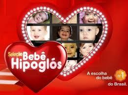 WWW.BEBEHIPOGLOS2011.COM.BR, SELEÇÃO BEBÊ HIPOGLÓS 2011