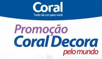 WWW.PROMOCAOCORALDECORA.COM.BR, PROMOÇÃO CORAL DECORA