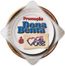 PROMOÇÃO DONA BENTA MAIS VOCÊ, WWW.DONABENTA.COM.BR