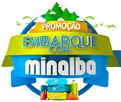 PROMOÇÃO MINALBA, EMBARQUECOMMINALBA.MINALBA.COM.BR