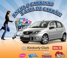 WWW.SAIADECARRAOKIMBERLYCLARK.COM.BR, PROMOÇÃO SAIA DE CARRÃO KIMBERLY CLARK