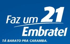 EMBRATEL 21 ILIMITADO, WWW.21ILIMITADO.COM.BR