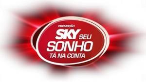 WWW.SKY.COM.BR/SEUSONHO, PROMOÇÃO SKY SEU SONHO TÁ NA CONTA