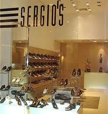SERGIO'S CALÇADOS, WWW.SERGIOS.COM.BR