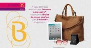 PROMOÇÃO O BOTICÁRIO 35 ANOS, WWW.BOTICARIO.COM.BR/35ANOS