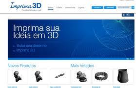 SITE IMPRIMA 3D, WWW.IMPRIMA3D.COM