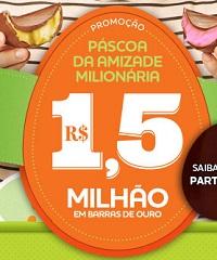 PÁSCOA MILIONÁRIA CACAU SHOW 2013, WWW.PASCOAMILIONARIA.COM.BR