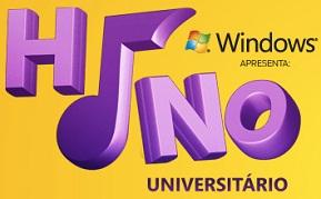 CONCURSO HINO UNIVERSITÁRIO WINDOWS, WWW.HINOUNIVERSITARIO.COM